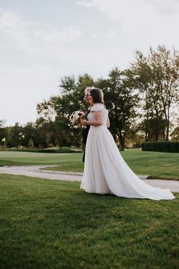 The James Wedding Ceremony
