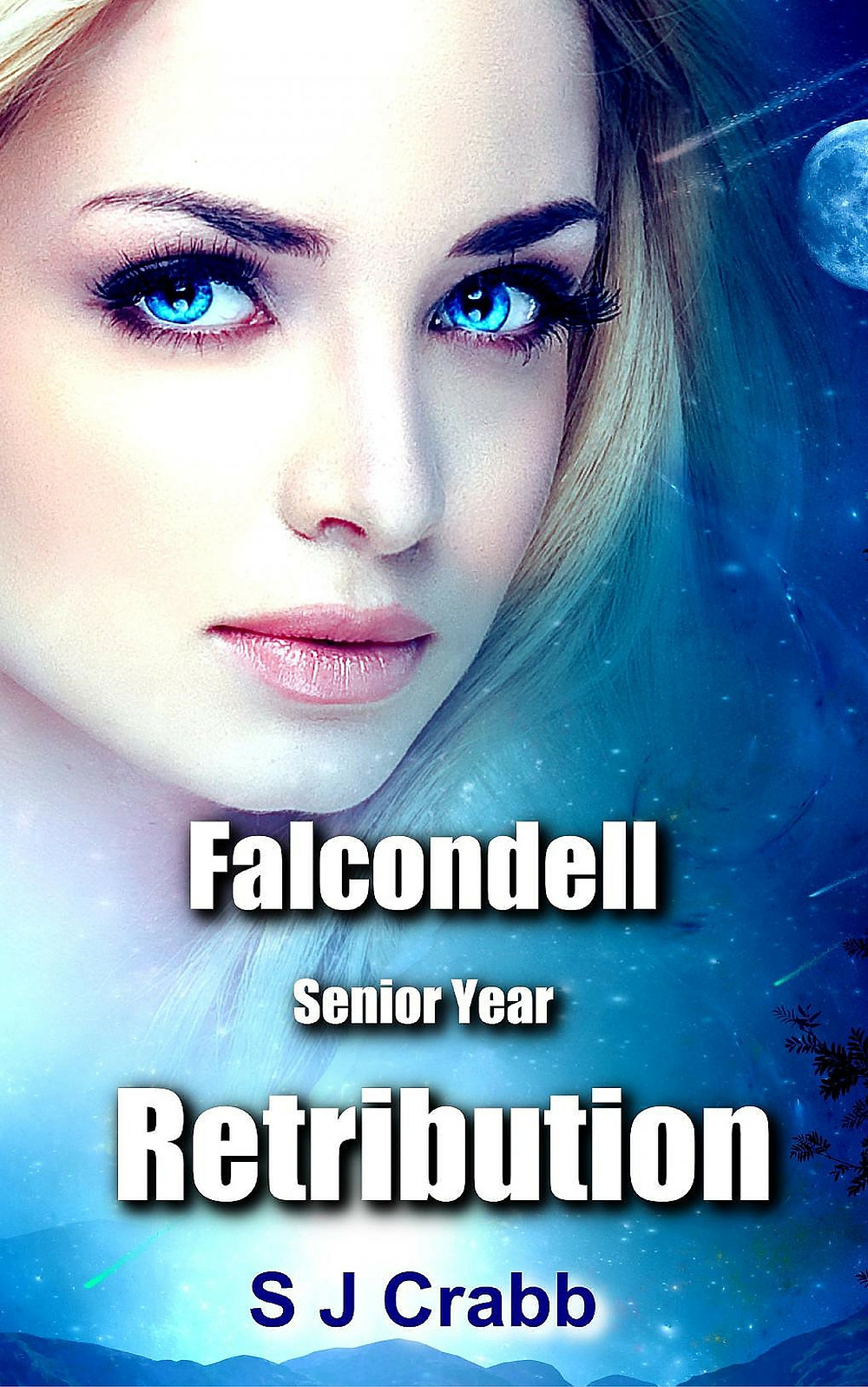 The second part of Falcondell will be released in July. Can Grace protect her secret or will it destroy them?