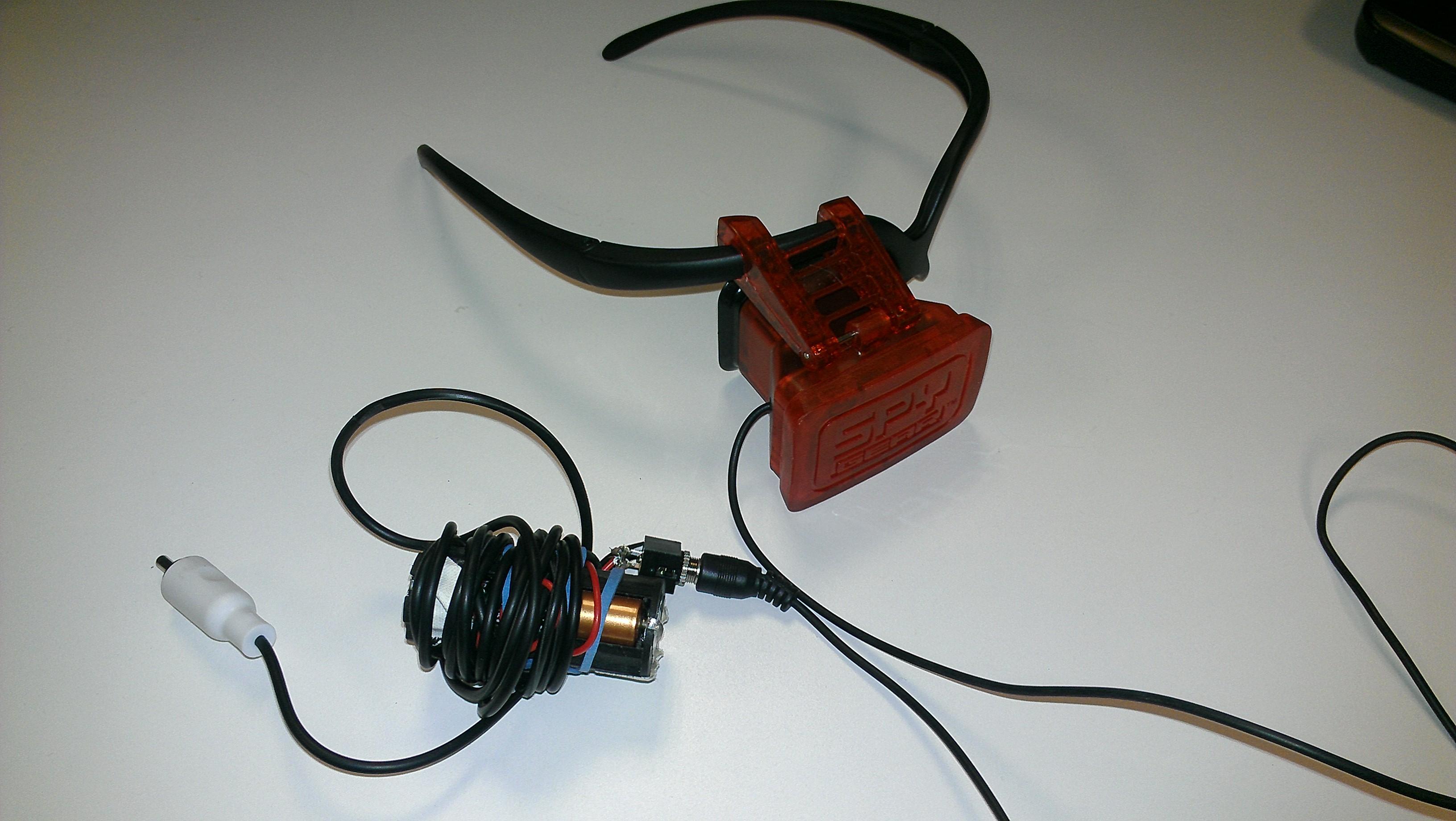 RC HMD-3