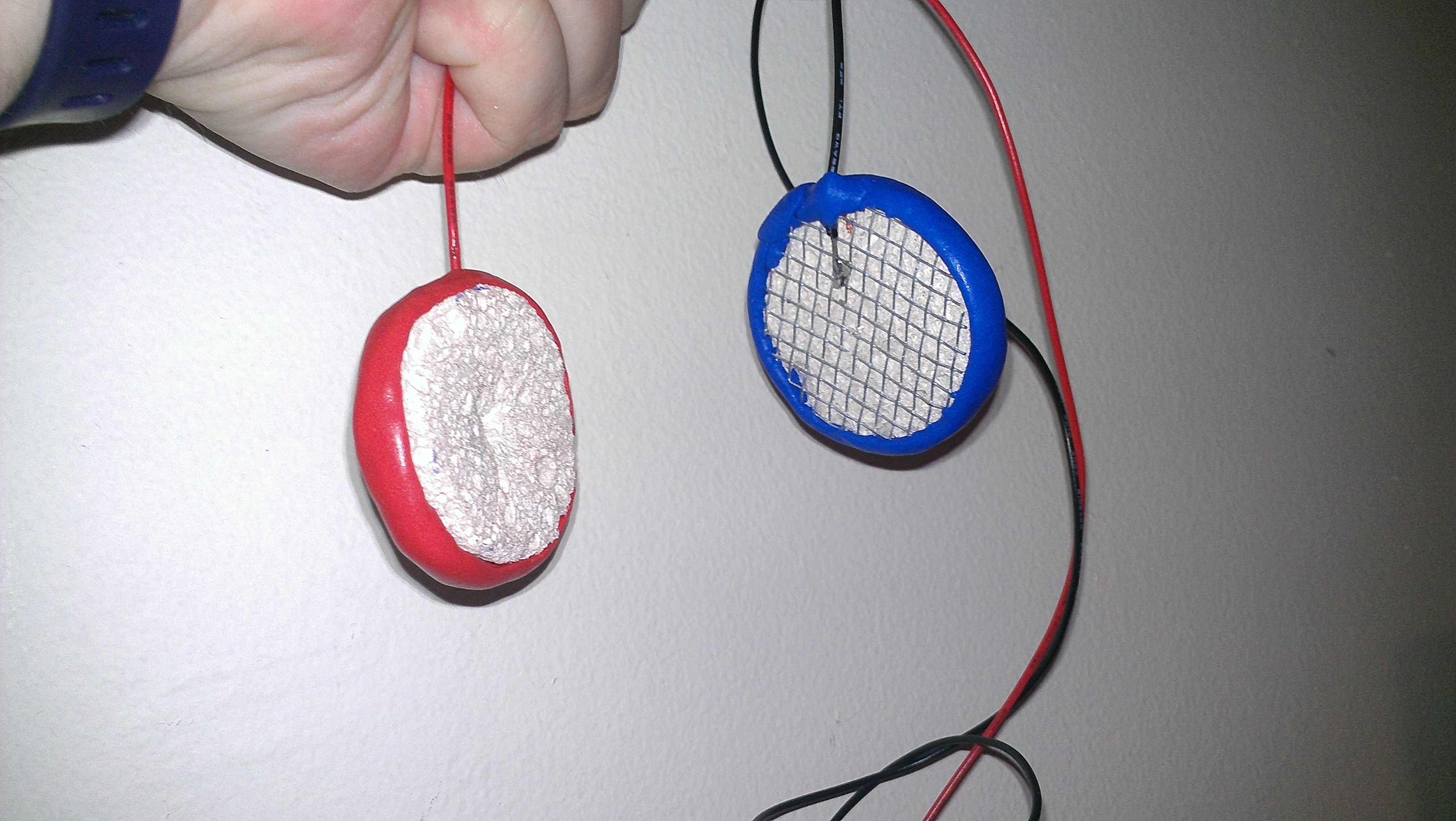Homemade Electrodes
