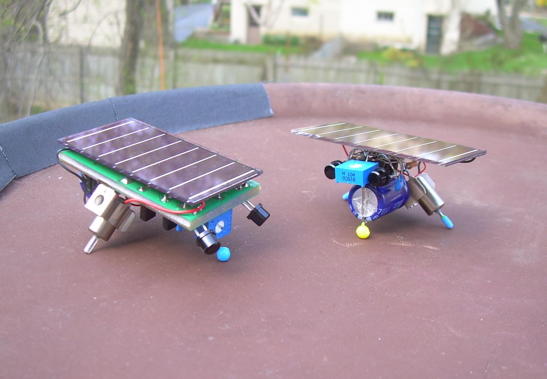 Robo-couple