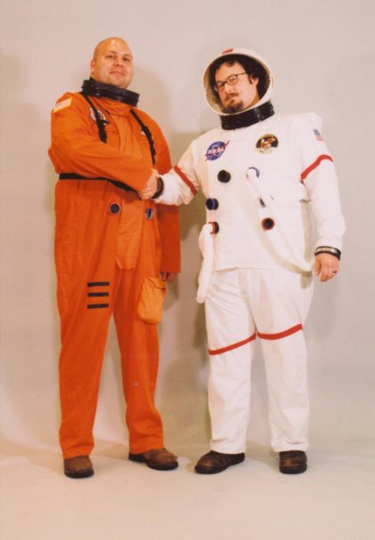 Flickr - spacesuits