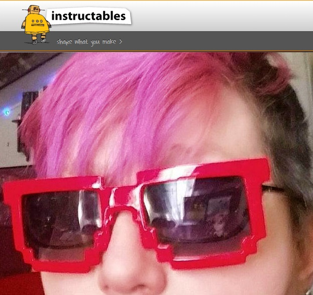 Clip-on Shades with Sugru
