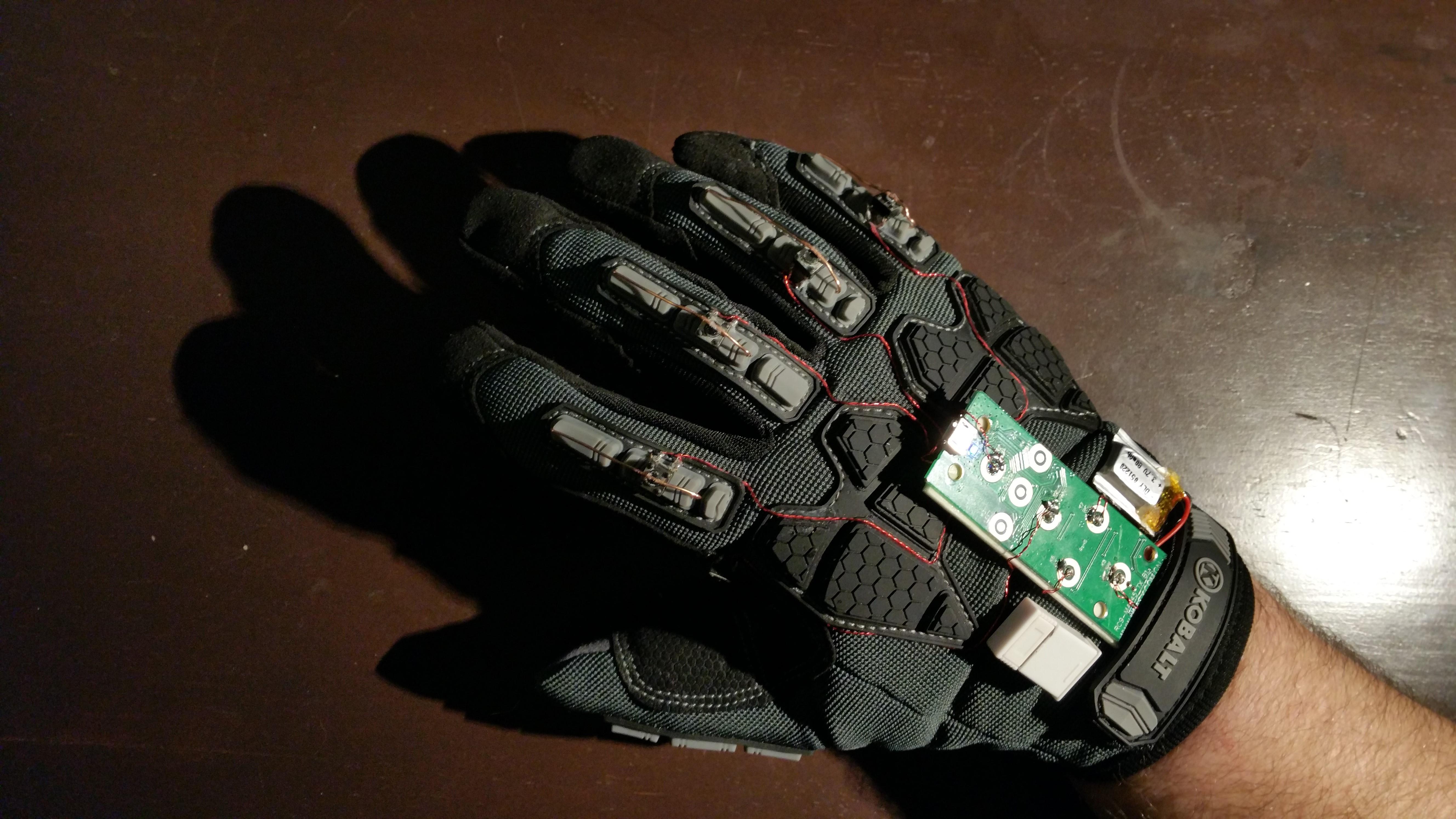 DataGlove V2 - 1