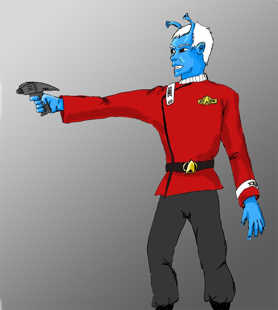 Captain Chardan