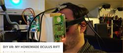 DIY VR: Homemade Oculus Rift