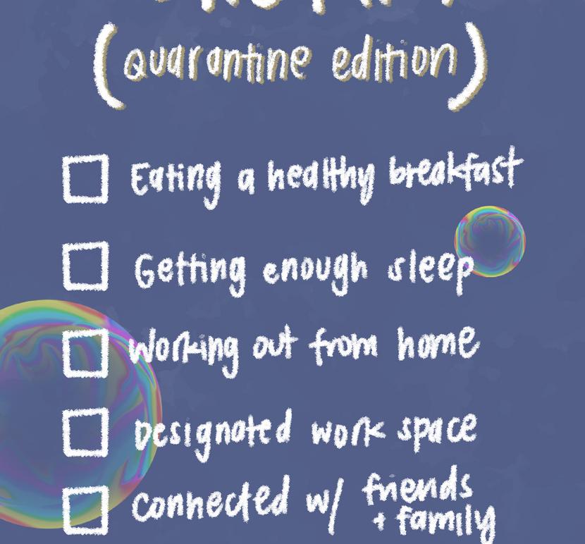 Wellness Checklist (IG Story)