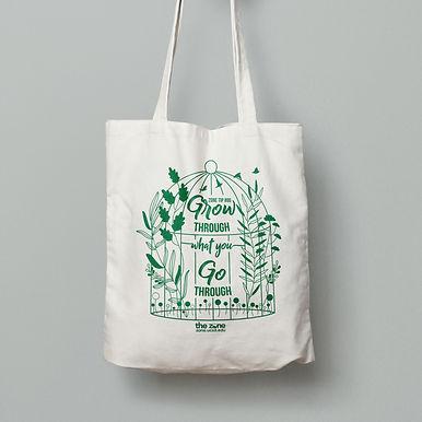 Tote Bag Design - The Zone
