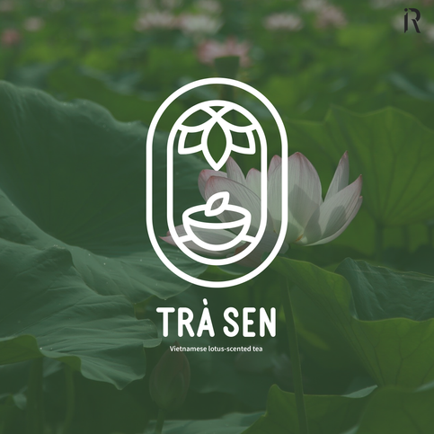 Logo Design: Tra Sen