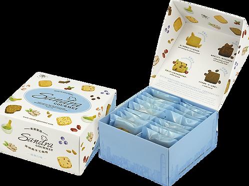 精緻曲奇禮盒 - 經典口味 Classic Flavour Cookie Paper Box