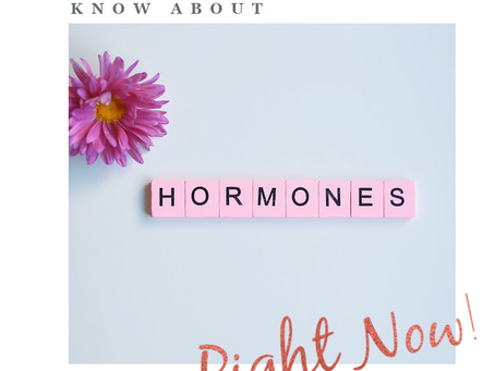 Hormone Replacement Therapy.  What You Need To Know.