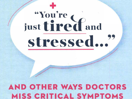 Pandemic Fatigue or Hormones?  Don't Get Misdiagnosed!