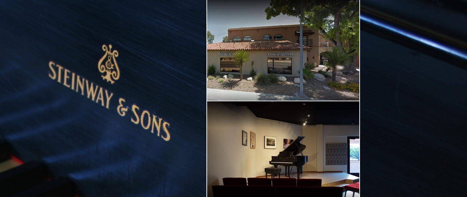 Premiere Piano - Steinway