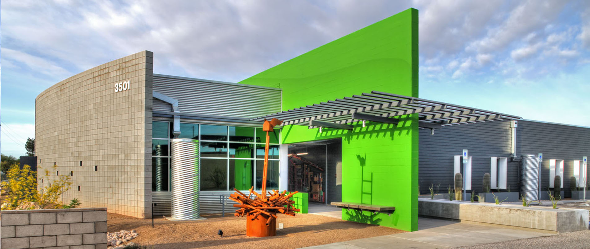 Habitat for Humanity, HQ