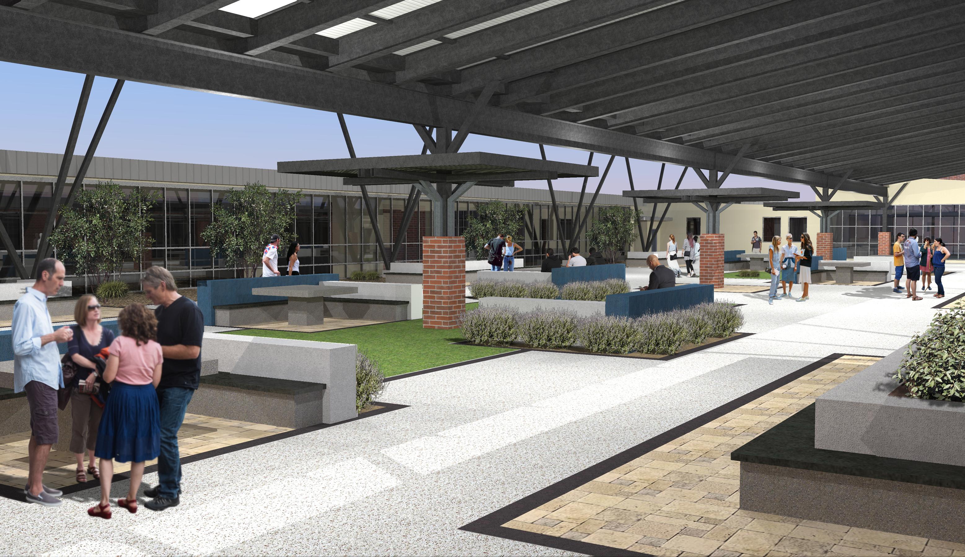 PMI Courtyard New