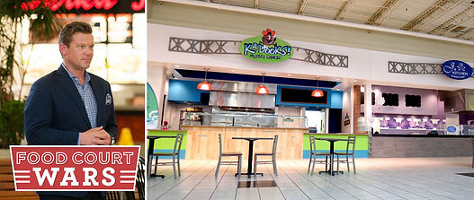 THE MALL AT SIERRA VISTA J's Kitchen vs Kadook's