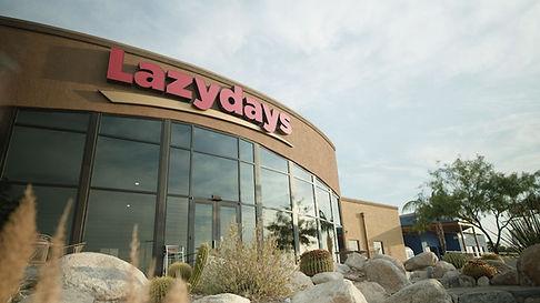 LAZYDAYS RV SHOWROOM