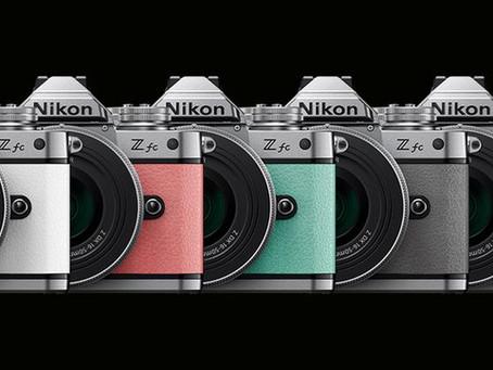 Nikon Z fc 特別色詳情出爐啦!
