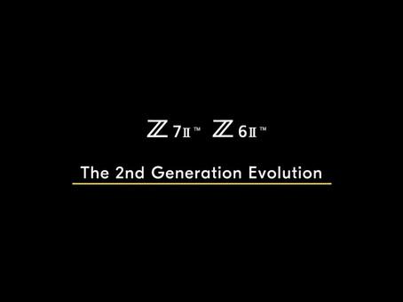 Nikon 「下一章節」Z 7II 及 Z 6II 發佈