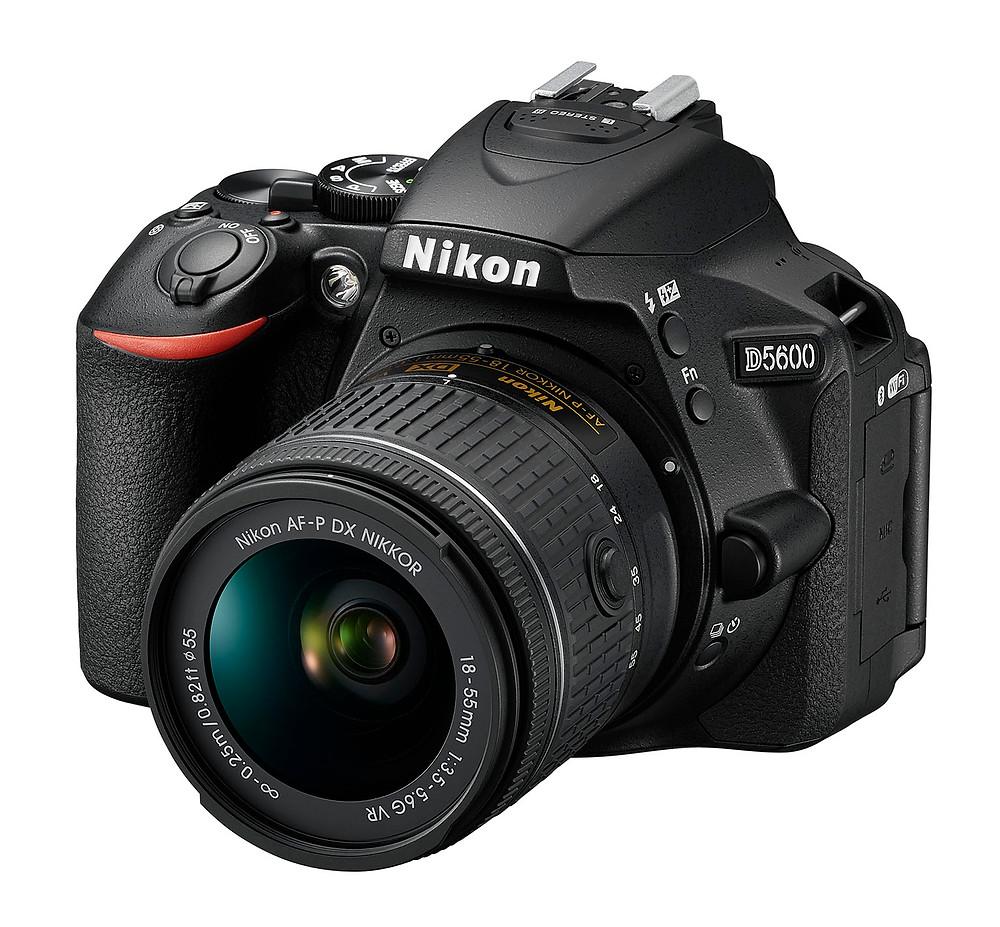 D5600 數碼單鏡反光相機