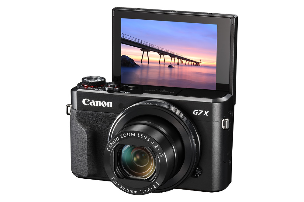Canon PowerShot G7XMKII