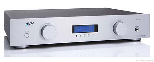 AVM A3NG AMP