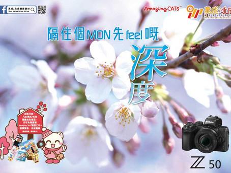「攝影心度」 ,Nikon各項主打產品