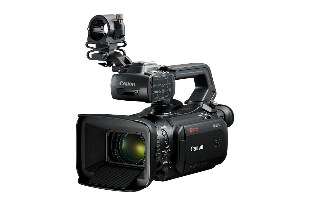 Canon XF 405 產品功能影片介紹