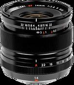 FujifilmXF14mmf2.8RFujinonLens.png