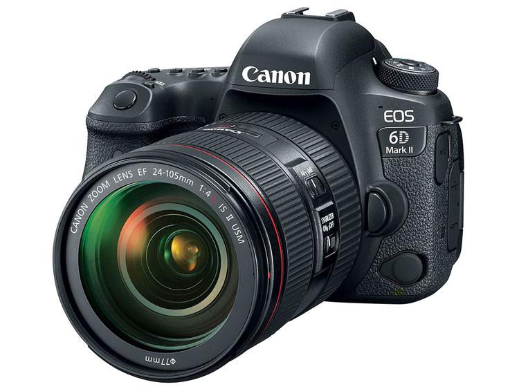 Canon EOS 6D  MK2