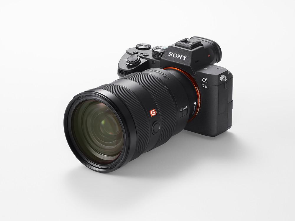 Sony A7III 全片幅可換鏡數碼相機 - 按我去片!