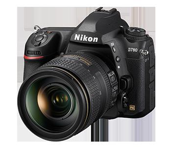 Nikon 全新單反 D780