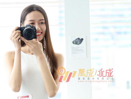 Canon 全新無反EOS RP正式登場!同期加長Trade In 升級服務!