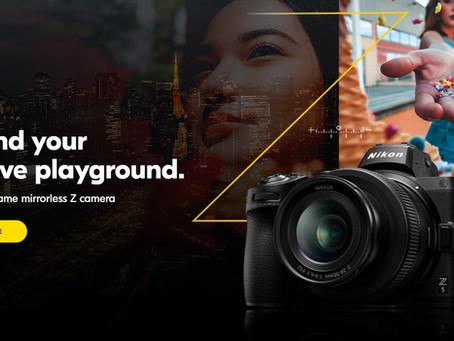 為創作者於攝影及影片領域尋求突破,Nikon Z 5 正式登場!