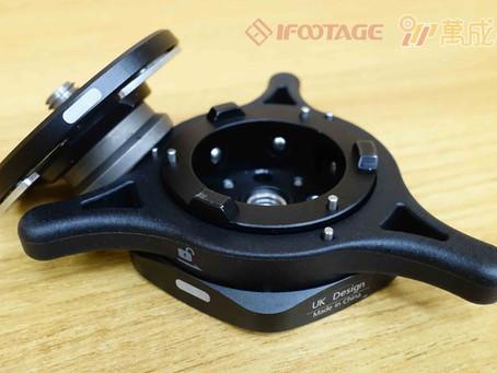 IFOOTAGE SeaStars Q1 腳架頂上新方案!