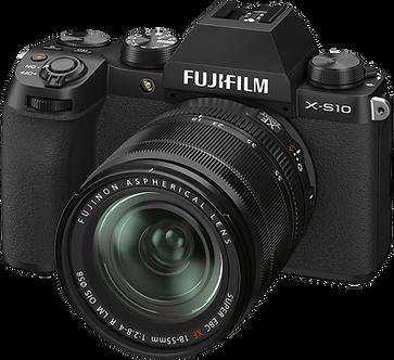 Fujifilm X-S10 18-55mm鏡輕巧高階套裝預訂$10,999 (訂金$1200)