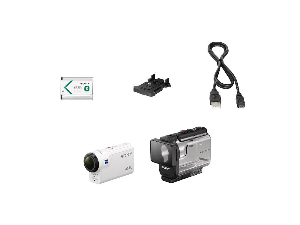 FDR-X3000R 4K超高清光學防震運動攝錄機
