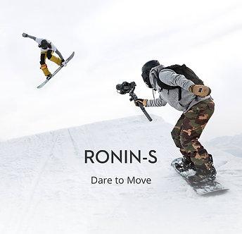 DJI RONIN-S (3-Axis Stabilizer)