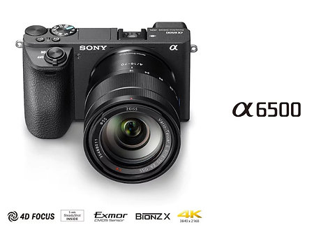 Sony A6500 (淨機身)