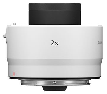 CANON RF2x 增距鏡售價$4,980(訂金$980)