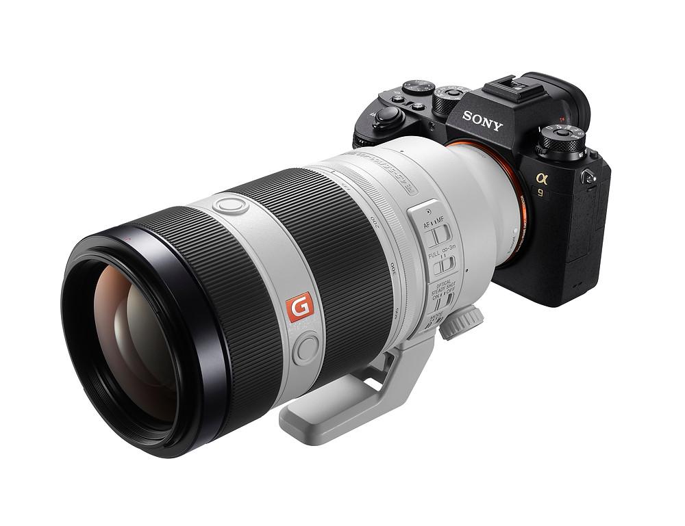 Sony A9 高速度全片幅可換鏡數碼相機 - 按我去片!