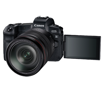 Canon EOS R 主要功能介紹