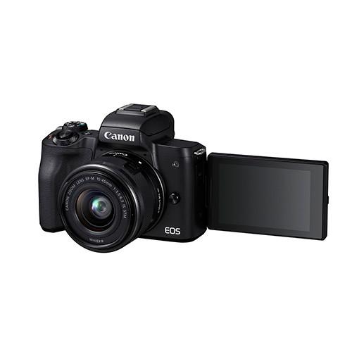 Canon EOS M50 產品功能介紹