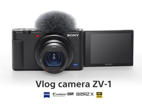 Sony 全新 Vlog新概念,ZV-1新登場!