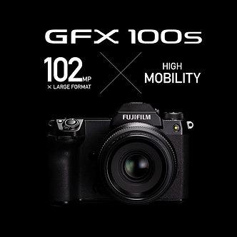 FUJIFILM GFX 100S 淨機身售價$48,000 (訂金$3,000)