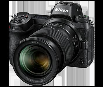 Z6 全片幅無反光鏡相機