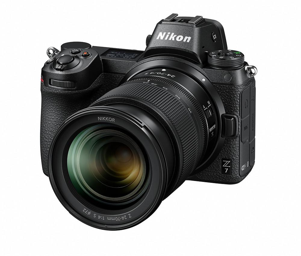 Z7 全片幅無反光鏡相機 - 按我去片!