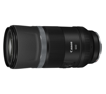 CANON RF600mm F11 IS STM 售價$5,780(訂金$1,180)