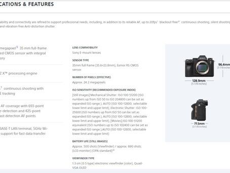 Sony Alpha 9 II 正式浮面