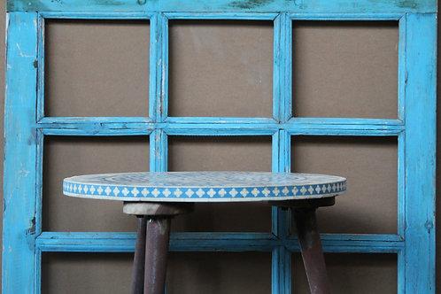 Indian Vintage Unique Home Decor Decorative Wooden Table